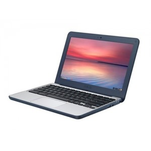 Asus C202SA-GJ0033 N3060, 4G DDR3, 16G EMMC, 11.6 HD, 11AC+BT, CHROME, BLUE * Refurbished *Free Shipping