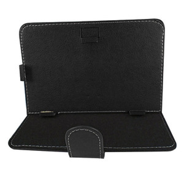 Goselect 7 Inch  Universal Leather Case  Black