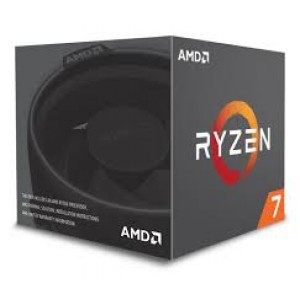 AMD Ryzen 7-2700X 4.35Ghz/8 Core/20MB/105W AM4 Boxed CPU