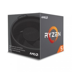AMD Ryzen 5-1600X 3.6Ghz/6 Core/16MB/95W AM4 Boxed CPU