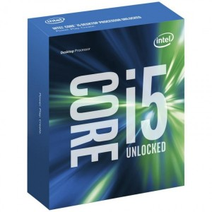 Intel i5-7400 3G KabyLake 1151pin Boxed CPU