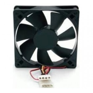 Deepcool Case Fan 120mm x 25mm with Molex Connector