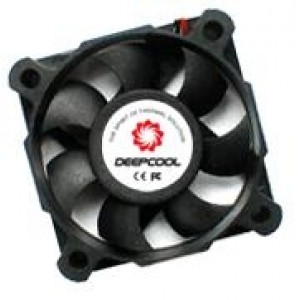 Deepcool Case Fan SF-600  60mm x 60mm x25 mm with 3 Pin Connector and 4 Pin connectors