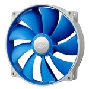 Deepcool Ultra Silent 140mm x 25mm Ball Bearing Case Fan with Anti-Vibration Frame
