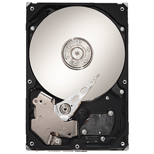 "Seagate 3.5"" Barracuda 1TB  SATA3 7200RPM 64MB HDD"