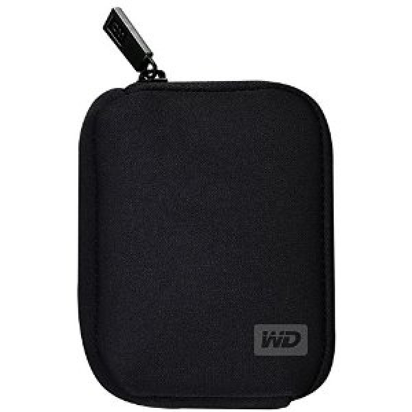 "Western Digital  Pouch FOR 2.5"" External Portable Hard Drive"