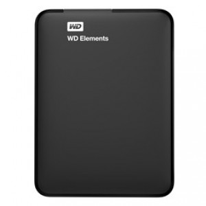"WD 2.5"" 2TB Elements Portable WDBU6Y0020BBK-PESN USB3.0 External Hard Disk"