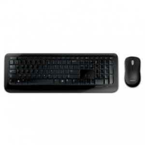 Microsoft 800 Wireless Optical Desktop - Retail