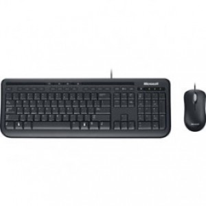 Microsoft 600 Wired Desktop (Keyboard + Mouse) - Retail