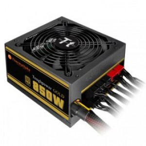 Thermaltake TP-850MPCGAU Toughpower 850W 80+ Gold PSU Power Supply Unit