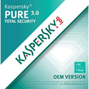 Kaspersky PURE 3.0  Total Security OEM