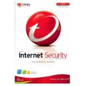Trend Micro Titanium Internet Security OEM 3 User