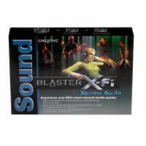 Creative Sound Blaster Audigy Rx Sound Blaster Sound Card