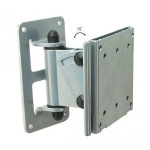 Brateck LCD Swivel Wall Mount Bracket Vesa 75/100mm up to 30kg